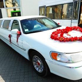 Прокат лимузинов LINCOLN в Одессе - авто на свадьбу в Одессе - портфолио 2