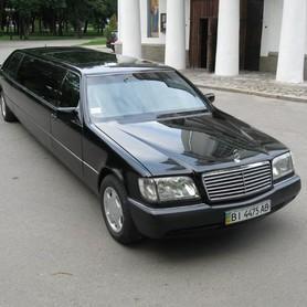 Mercedes S600 PULLMAN - авто на свадьбу в Полтаве - портфолио 2