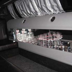 Mercedes S600 PULLMAN - авто на свадьбу в Полтаве - портфолио 5