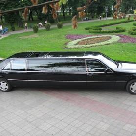 Mercedes S600 PULLMAN - авто на свадьбу в Полтаве - портфолио 1
