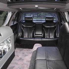 Mercedes S600 PULLMAN - авто на свадьбу в Полтаве - портфолио 4