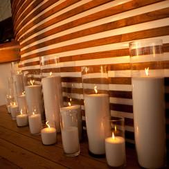 Насыпные свечи - фото 1