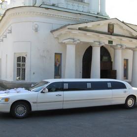 Lincoln Town Car Executive Series - авто на свадьбу в Полтаве - портфолио 2