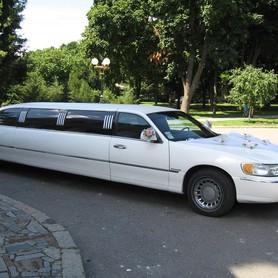 Lincoln Town Car Executive Series - авто на свадьбу в Полтаве - портфолио 3