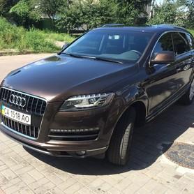 AUDI Q7 - авто на свадьбу в Черкассах - портфолио 3