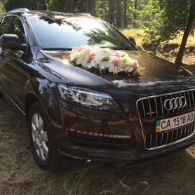 AUDI Q7 - авто на свадьбу в Черкассах - портфолио 1