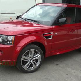 Range Rover - авто на свадьбу в Ивано-Франковске - портфолио 4
