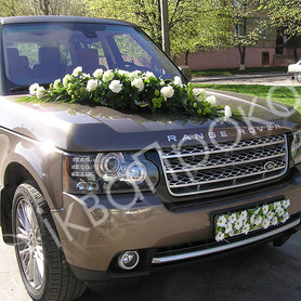 Range Rover - авто на свадьбу в Ивано-Франковске - портфолио 2