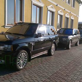 Range Rover - авто на свадьбу в Ивано-Франковске - портфолио 1