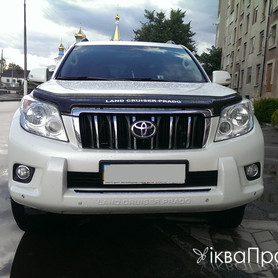 Toyota Land Cruiser PRADO  - портфолио 1