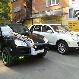 Porsche Cayenne - авто на свадьбу в Ивано-Франковске - портфолио 6