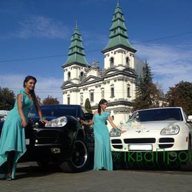 Porsche Cayenne - авто на свадьбу в Ивано-Франковске - портфолио 4