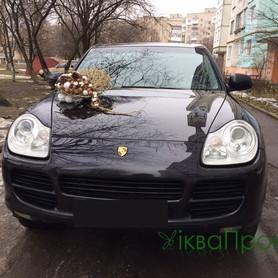 Porsche Cayenne - авто на свадьбу в Ивано-Франковске - портфолио 2
