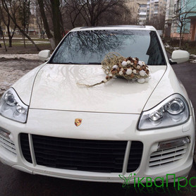 Porsche Cayenne - авто на свадьбу в Ивано-Франковске - портфолио 3