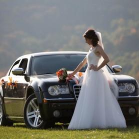 Крайслер 300с - авто на свадьбу в Виннице - портфолио 2