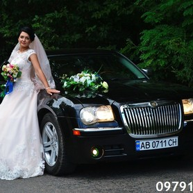 Крайслер 300с - авто на свадьбу в Виннице - портфолио 6