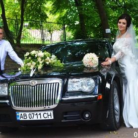 Крайслер 300с - авто на свадьбу в Виннице - портфолио 5