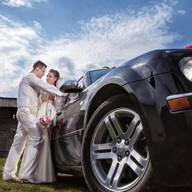 Крайслер 300с - авто на свадьбу в Виннице - портфолио 4