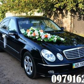 Мерседес 211 - авто на свадьбу в Виннице - портфолио 5
