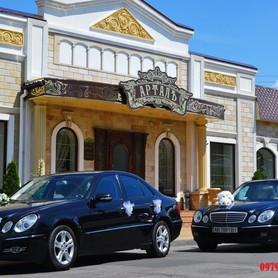 Мерседес 211 - авто на свадьбу в Виннице - портфолио 1