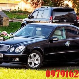 Мерседес 211 - авто на свадьбу в Виннице - портфолио 3