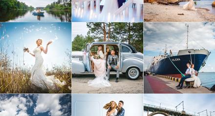 -20% на съемку свадеб (до 31. 12.  2019)