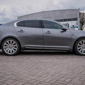 Lincoln MKS - авто на свадьбу в Запорожье - портфолио 5