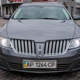 Lincoln MKS - авто на свадьбу в Запорожье - портфолио 2