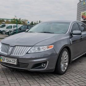 Lincoln MKS - авто на свадьбу в Запорожье - портфолио 1