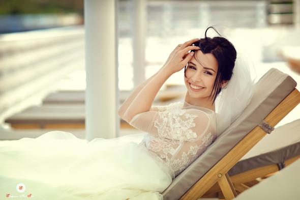 свадьба - фото №48