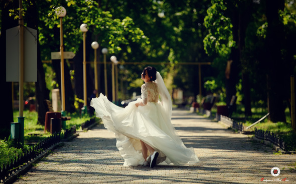свадьба - фото №70