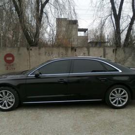 Ауди А8 - авто на свадьбу в Запорожье - портфолио 6