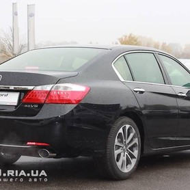 HONDA ACCORD  - портфолио 2