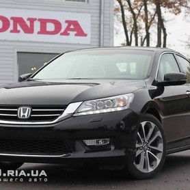 HONDA ACCORD  - портфолио 1