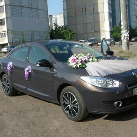 Renault Fluence - авто на свадьбу в Черкассах - портфолио 5