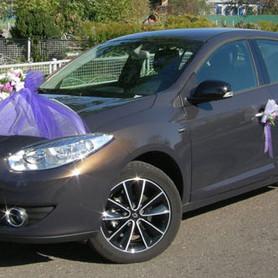 Renault Fluence - авто на свадьбу в Черкассах - портфолио 4