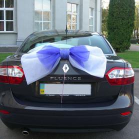 Renault Fluence - авто на свадьбу в Черкассах - портфолио 3