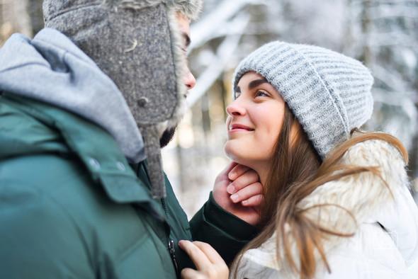 Сказочное Love Story жизнерадостных Тимы и Жени - фото №11