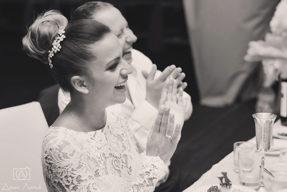 Свадьба Лауры и Александра - фото №27