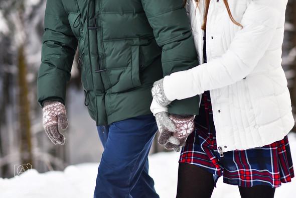Сказочное Love Story жизнерадостных Тимы и Жени - фото №13