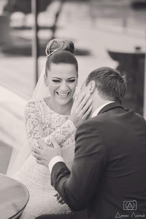 Свадьба Лауры и Александра - фото №9