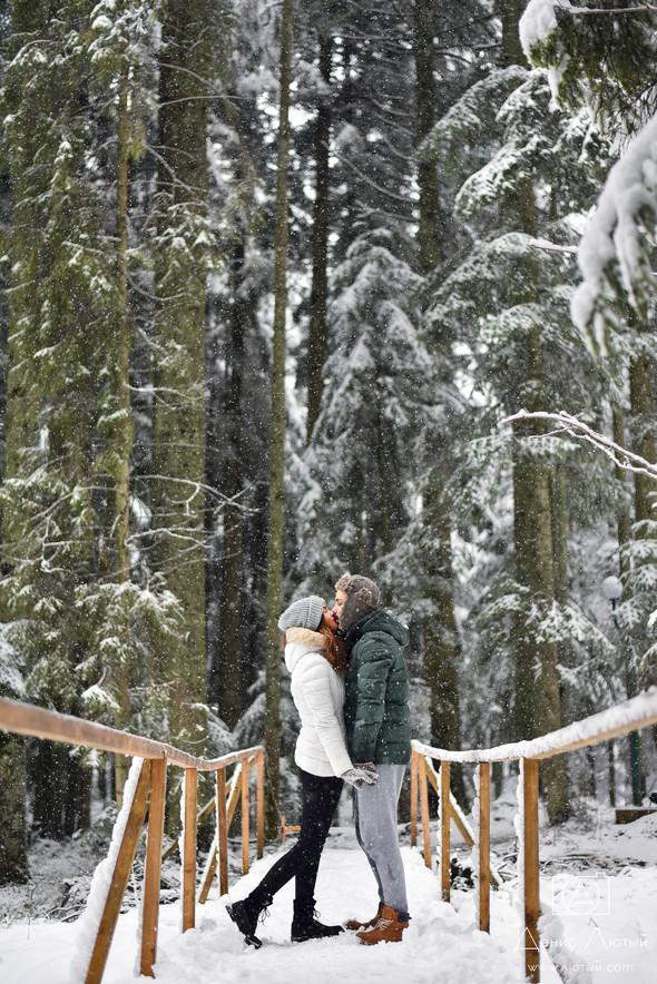 Сказочное Love Story жизнерадостных Тимы и Жени - фото №8