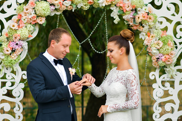 Свадьба Лауры и Александра - фото №22