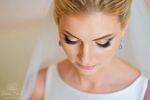 Красивая свадьба в классическом стиле Юлии и Виталия - фото №4