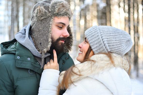 Сказочное Love Story жизнерадостных Тимы и Жени - фото №10