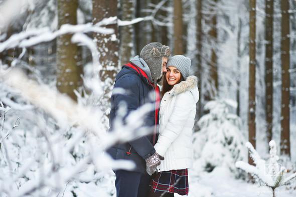 Сказочное Love Story жизнерадостных Тимы и Жени - фото №21