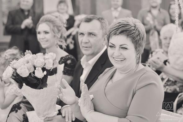 Красивая свадьба в классическом стиле Юлии и Виталия - фото №24