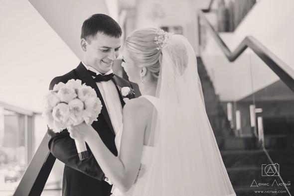 Красивая свадьба в классическом стиле Юлии и Виталия - фото №9