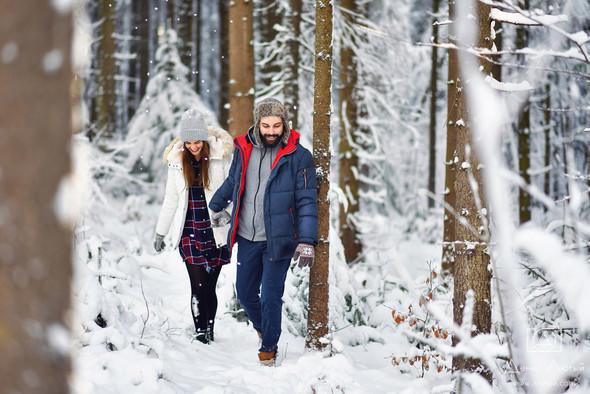 Сказочное Love Story жизнерадостных Тимы и Жени - фото №19