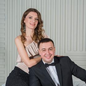 Ведущий Дуэт ведущих Оксана и Иван
